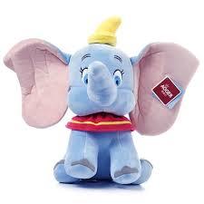 Genuine Disney Dumbo small flying Elephant plush toy ... - Qoo10