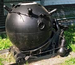 Naval mine - Wikipedia