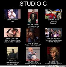 STUDIO C... - Meme Generator What i do via Relatably.com