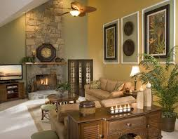 decoration charming family room decorating ideas with small stone element fireplace facing chic brown ceiling chic family room decorating ideas