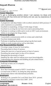 journalist resume templates premium templates journalist resume templates