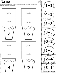 Math, Cut and paste and Music notes on PinterestCut and paste (addition up to 20)!