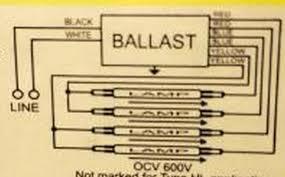 2 t12 ballasts to 1 t8 ballast running 4 fluorescent bulbs T12 Ho Ballast Wiring Diagram name image (1) jpg views 25704 size 27 5 kb 2 Lamp T12 Ballast Wiring Diagram