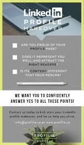 17 best images about resume templates boutique linkedin profile makeover make sure to put your best face forward in your job