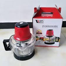 3L <b>Meat</b> Grinder Spice Garlic <b>Vegetable Chopper Electric</b> Automatic ...