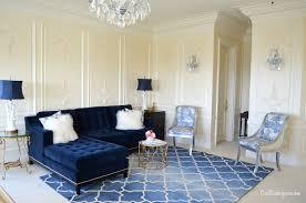 Navy Living Room Chair Navy Blue Living Room Zampco