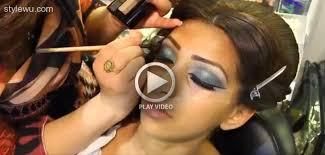 eye makeup video dailymotion in urdu style wu