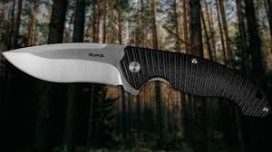 P848-B, P852-B и <b>P865</b>-<b>B</b> - новые модели ножей от бренда <b>RUIKE</b>