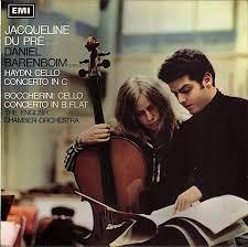 <b>Jacqueline Du</b> Pré - Daniel Barenboim - <b>Haydn</b>: Cello Concerto In C ...