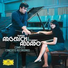<b>Martha Argerich</b> and <b>Claudio</b>... - Deutsche Grammophon - DG ...