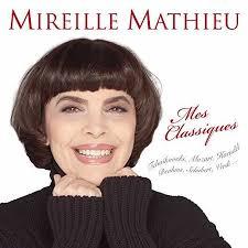 <b>Mireille Mathieu</b> - <b>Mes</b> Classiques (CD) | Walmart Canada