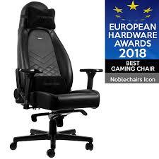 купить <b>Игровое Кресло Noblechairs ICON</b> (NBL-ICN-PU-BLA) PU ...