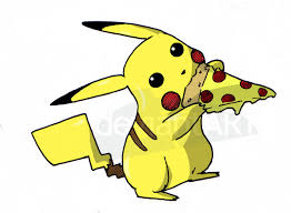 Image result for what do pikachu eat