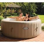 Intex bubble jet spa