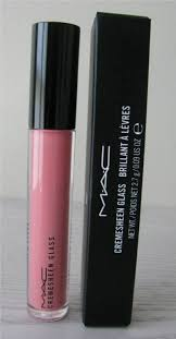 <b>MAC</b> Cosmetics Cremesheen Glass in <b>Partial to Pink</b> reviews ...