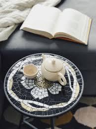 Round <b>coffee table</b>, <b>mosaic bedside table</b>, <b>coffee table</b>, round side ...