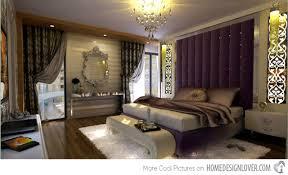 Silver And Purple Bedroom Decorating Purple Bedroom
