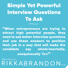 good interview questions to ask great interview questions great interview questions