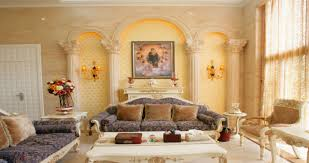 warm living room ideas: warm living room with elegant sofa italian style