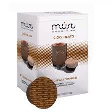 <b>Капсулы</b> для кофемашин <b>MUST Cioccolato</b> купить в Москве ...