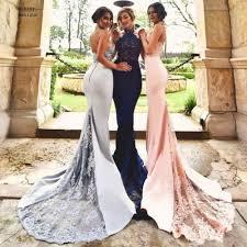 <b>2019</b> Cheap <b>Bridesmaid</b> Dresses Under 50 Mermaid One shoulder ...