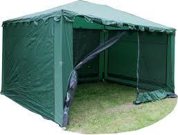 Тент-<b>шатер Campack Tent G-3401W</b> (со стенками ...