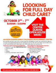 events ymca edwardsville ecdc open house week