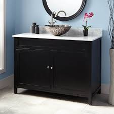 large size design black goldfish bath accessories:  darin vessel sink vanity black bathroom its spacious interior allows for your accessories to be bathroom large size