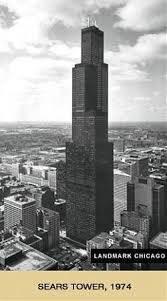 「Willis Tower in 1973」の画像検索結果