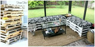 diy pallet furniture picture heavy build pallet furniture