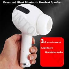 China <b>Mk</b>-<b>201 Portable</b> Wireless Great Sound Giant Air Pods PRO ...