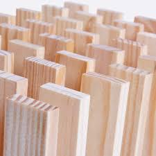 Online Shop 100Pcs <b>Montessori Baby Toys</b> Children Jenga <b>Wooden</b> ...