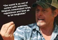Ted Nugent: Ethics...Schmethics! via Relatably.com