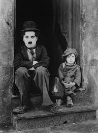 comparison between charlie chaplin s the kid and rowan charlie chaplin and jackie coogan in the kid