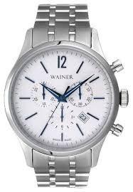 Наручные <b>часы WAINER WA</b>.<b>12528-B</b> — купить по выгодной цене ...