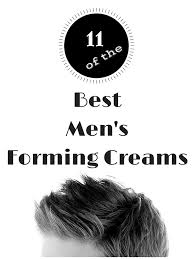 The Best Men's <b>Forming Creams</b> | The Guy's Grooming Guide