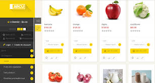 create your online grocery store make your own online store our designers are top notch and we provide easy navigation of the site and the design used already you have a website no problem our software can be
