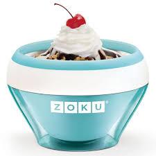 <b>Мороженица Ice cream maker</b> голубая ZK120-LB - купить в ...