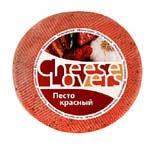 <b>Сыр Cheese Lovers песто</b> красный 50%, 1кг
