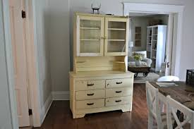 Corner Kitchen Hutch White White Hutch Chelsea Desk Hutch C Antique White Kitchen Hutch