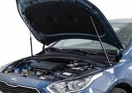 <b>Упоры капота</b> для Kia Ceed III 2018-н.в. | 2 штуки, <b>АвтоУПОР</b> в ...