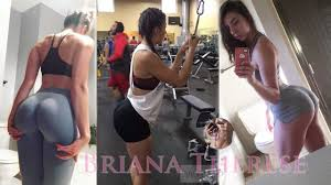 briana therese butt pump workout shape lift glutes tone briana therese butt pump workout shape lift glutes tone thighs booty motivation