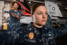 u s navy operations specialist 3rd class shauntelle rhanes left file u s navy operations specialist 3rd class shauntelle rhanes left practices weapons retention procedures