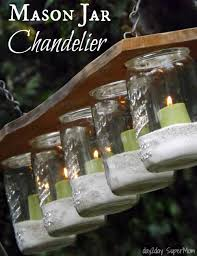 how to make a mason jar chandelier build diy mason jar chandelier