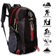 <b>40L</b> Lightweight <b>Hiking Backpack</b>, Baishiqi <b>Multi-functional</b> Water ...