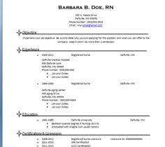 nursing resume template school nurse resume sample