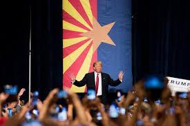 Image result for donald trump phoenix  arizona