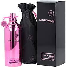 100% Authentic <b>MONTALE CRYSTAL FLOWERS</b> Eau de Perfume ...