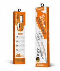 USB кабель <b>LDNIO LS391</b> Type-C USB 1м silver | Оптовое ...
