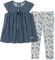 Lucky Sets Girls' 2 Pieces Legging Set: Clothing - Amazon.com